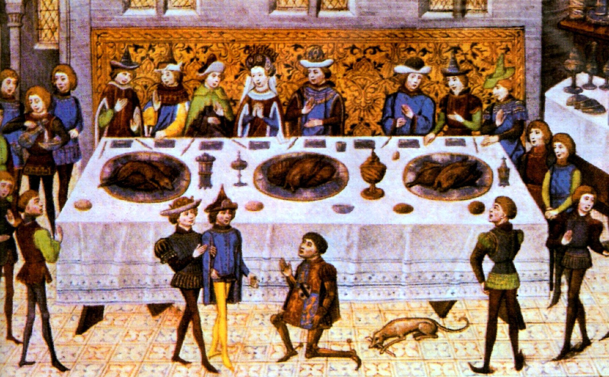 medioevo carnevale