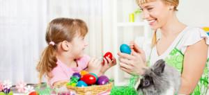 Svezia uova colorate
