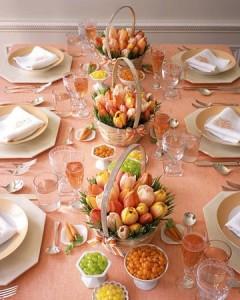 tavola di Pasqua 1