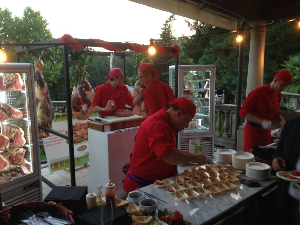 1 Macelleria Magri all'evento Ristorante Da Vittorio