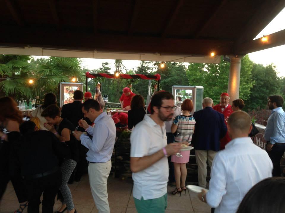 Macelleria Magri Evento street food rist Da Vittorio