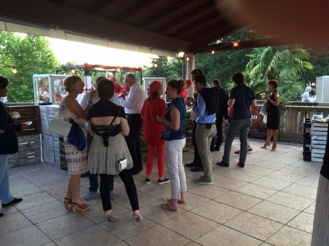 rist.Da Vittorio. evento Street Food 2015. arrivano i primi ospiti JPG