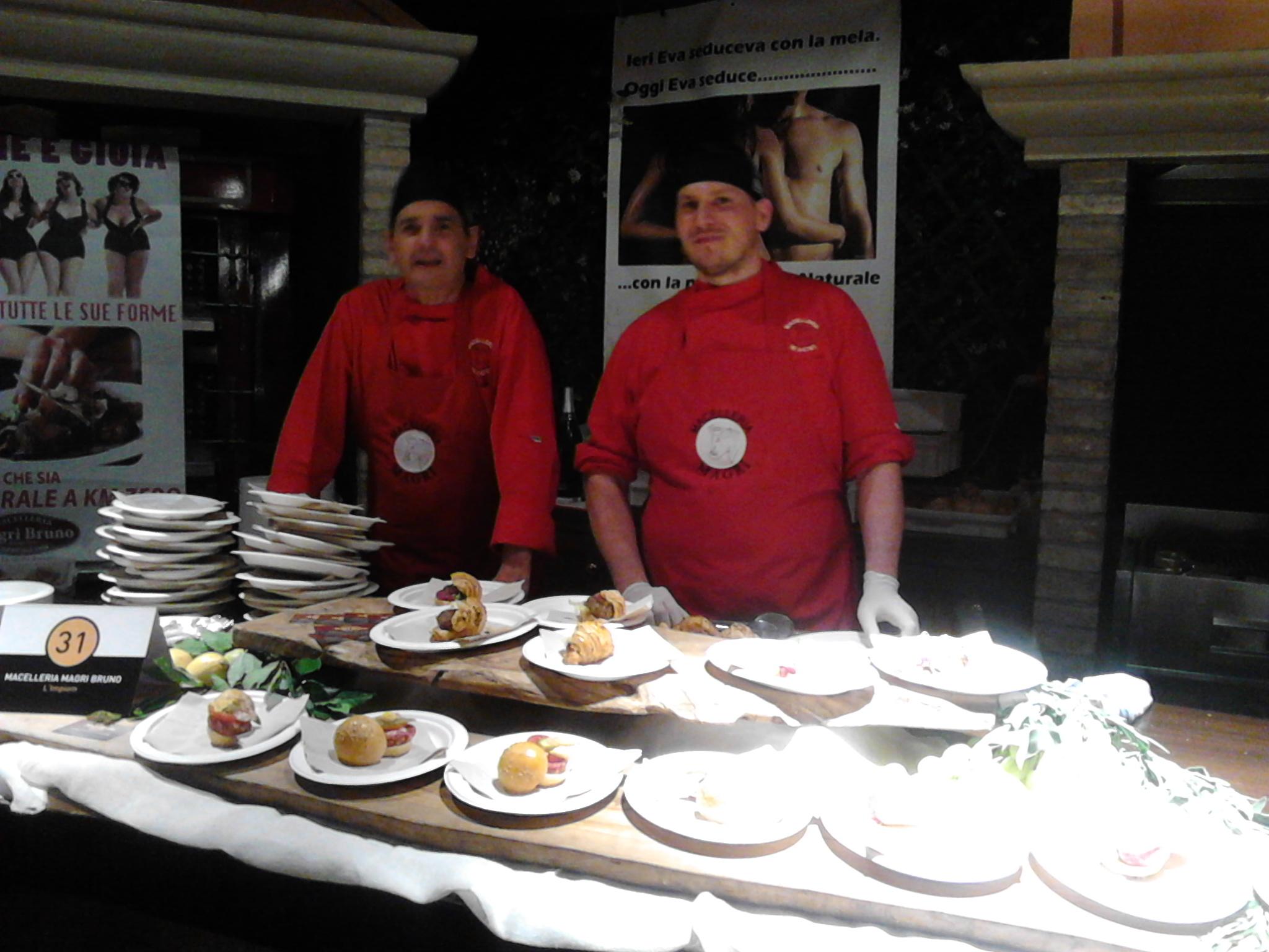 preparazione evento Street Food 2016