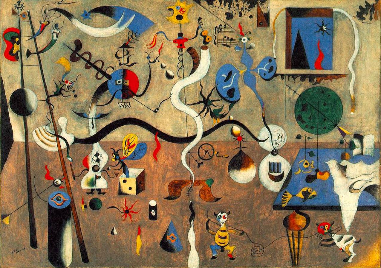 Carnevale-di-Arlecchino-Joan-Miro-1925